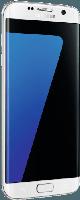 Smartphones - Samsung Galaxy S7 edge 32 GB Weiß