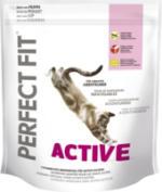 Perfect Fit Trockenfutter für Katzen, Cat Active mit Huhn