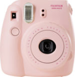 Instax Mini 8 Camera rosa - inkl. 10er Film