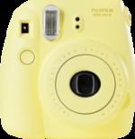 Instax Mini 8 Camera gelb - inkl. 10er Film