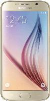 Smartphones - Samsung Galaxy S6 32 GB Gold