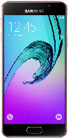 Samsung - Smartphones - Samsung Galaxy A3 (2016) 16 GB Pink/Gold