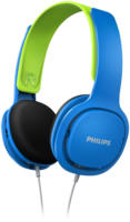SHK 2000 BL Kopfhörer mit Kabel blau/grün