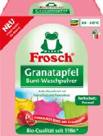 Waschpulver Granatapfel