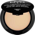 Make-Up Stay Matte But Not Flat Powder Foundation Warm Beige 07