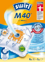 Staubsaugerbeutel M40 MicroPor Plus inkl. 1 Filter