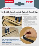 Selbstklebendes Anti-Rutsch-Band 5m