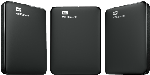 Externe Festplatten - WD Elements®, Externe Festplatte, 3 TB, 2.5 Zoll