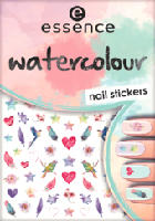 Nagelsticker watercolour nail stickers 07