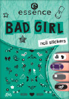 Nagelsticker bad girl nail stickers 02