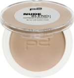 Puder nude blend compact powder natural 025