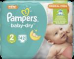 Windeln Baby-Dry, Größe 2 Mini, 3-6 kg, 42 St