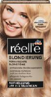 Haarfarbe Blondierung Pulver staubfrei