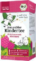 Kindertee TeeFee Bio-Früchtetee mit Himbeere 20x2g