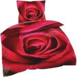 """Thermofleece-Bettwäsche """"Rose"""""""