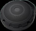 LogiLink Bluetooth Lautsprecher mit FM Radio und MP3-Player