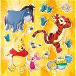 3D-Sticker Winnie Pooh