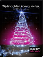 Billy Boy Kondom-Adventskalender