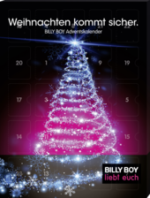 Billy Boy Kondom-Adventskalender
