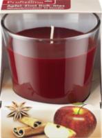 Duftkerze Duftglas Apfel-Zimt