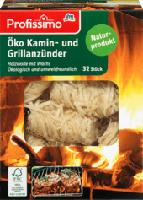 Öko Kamin-und Grillanzünder