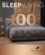 SLEEP & LIVING Herbst/Winter 2016 - Jubiläums-Magazin