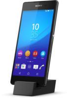 Sony Dockingstation DK52 Micro-USB für Sony Xperia™ Z3+ Schwarz NEU OVP