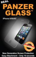 Panzer Glass Folie für Apple iPhone 5/5S/5C Displayschutz schlag-&kratzfest NEU