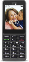 Doro PhoneEasy 509 (graphit) NEU OVP 2 MP Kamera große Displayschrift 4 MB