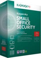 Kaspersky Small Office Security 4 (5 User+1 Server) 12 Monate NEU OVP