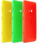 Nokia Shell CC-3071 für Nokia Lumia 625, Gelb, HardCover, Neu, OVP
