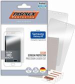 """Displex Protector (2 Folien) für Samsung Galaxy A5 - """"Easy-On"""" Kratzfest NEU OVP"""