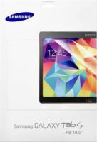2 Schutzfolien, Reinigungstuch+ Spachtel für Galaxy Tab S 10.5 Glasklar NEU OVP