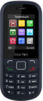 Bea-fon C40 Schwarz-Grau 4,5 cm (1,77 Zoll) Display Dual-SIM microSD NEU OVP