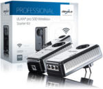 devolo dLAN pro 500 wireless+Starterkit 500 MBit/s, NEU&OVP, SSID und VLAN fähig