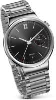 Huawei Watch Classic aus Edelstahl mit Gliederarmband IP57 4 GB Silber NEU OVP
