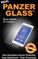 Panzer Glass Folie für Sony Xperia Z3 Compact Schlagfest und Kratzfest NEU OVP