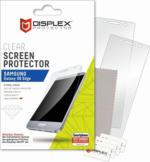"""Displex Protector 2 Folien für """"New Galaxy S6 Edge""""- Easy-On Schutzfolie NEU OVP"""