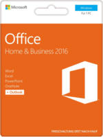 Office Home & Business 2016 POSA Product Key