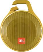 Clip Plus Multimedia-Lautsprecher gelb
