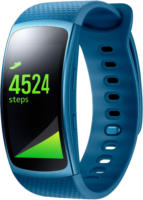 Gear Fit2 S Smartband blau