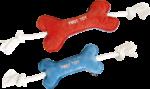 Karlie Puppy Spielzeug Knochen