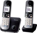 KX-TG6812GB Schnurlostelefon schwarz