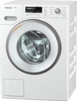 WMX 127 WPS Stand-Waschmaschine-Frontlader lotosweiß / A+++