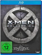 Blu-ray - 20th Century Fox HOME ENTER. X-Men 1-6