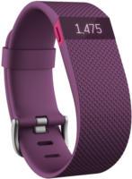 fitbit CHARGE HR plum lila Large NEU OVP Aktivitätstracker Herzfrequenzmesser