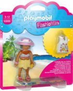 Playmobil 6886 - Fashion Girl- Beach - Playmobil City Life