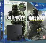 Sony PlayStation 4 1TB Slim + Code für Call Of Duty: Modern Warfare und Call Of Duty: Infinite Warfare