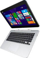 ASUS Transformer Book T300F - Intel Core M-5Y10 0.8GHz, 4GB RAM, 60GB SSD + 500GB HDD, UK Tastatur | Gebrauchte A-Ware