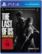PS4 The Last of Us Remastered